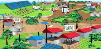 Ilustrasi Mashaba Solar Mini-Grid, Gwanda, Zimbabwe/Foto Ilustrasi: Dok. practicalaction.org