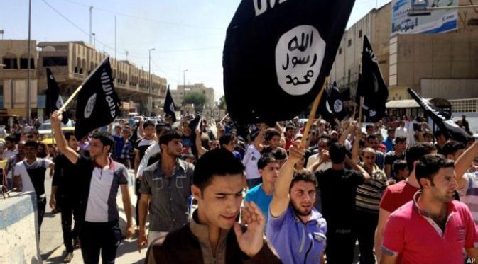 Perebutan Kota Mosul Irak Dari ISIS. Foto via liputan6