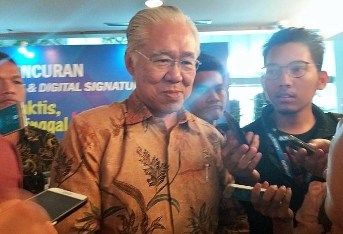 Menteri Perdagangan (Mendag) RI, Enggartiasto Lukita dalam Konferensi Pers, di Jakarta, Jumat, (23/12/2016)/Foto Fadilah/NUSANTARAnews