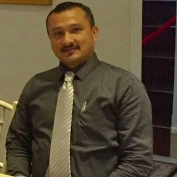 Aktivis Rumah Amanah Rakyat, Ferdinand Hutahaean. Foto Dok. Pribadi