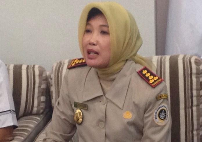 Kepala Badan Karantina Pertanian Kementan, Banun Harpini/Foto Andika /NUSANTARAnews