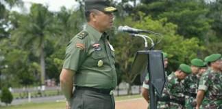 Kasdam III/Siliwangi Brigjen TNI YP.Sembiring. Foto Dok. TNI AD