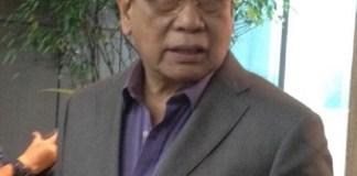 Ketua Fraksi Partai Golkar di DPR RI, Kahar Muzakir/FOto Deni / NUSANTARAnews