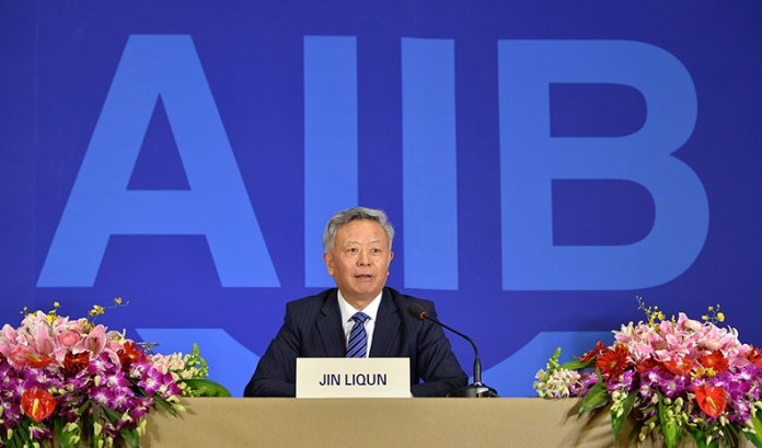 Presiden Asian Infrastructure Investment Bank (AIIB) Jin Liqun. Foto via project-syndicate