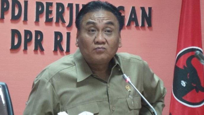 Sekretaris Fraksi PDIP, Bambang Wuryanto,/Foto : DOk. Kabar Politik