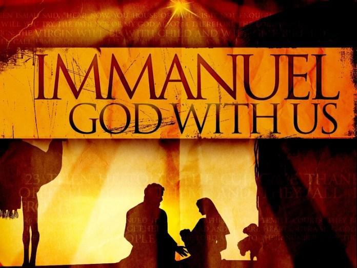 Immanuel – God With Us/Ilustrasi Foto by jimdavenport