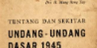 UUD 1945/Ilustrasi Nusantaranews
