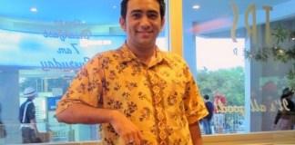 Politikus Partai Demokrasi Perjuangan (PDI-P), Ali Fahmi alias Fahmi Habsyi/Foto: tribunnews.com