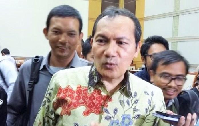 Wakil Ketua KPK, Saut Situmorang/Foto: Kompas