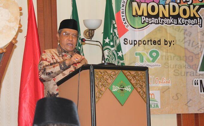 Ketua Umum PBNU KH Said Aqil Siroj/Foto Hatiem/NUSANTARAnews