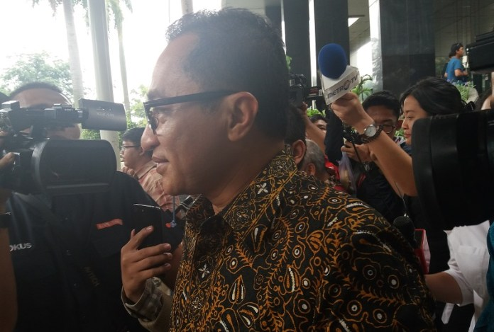 Kepala Kantor Wilayah (Kanwil) Direktorat Jenderal Pajak Jakarta Khusus, Muhammad Haniv. Foto Fadilah/Nusantaranews