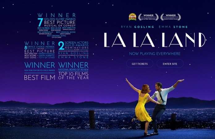 La La Land/Foto: lalaland.movie