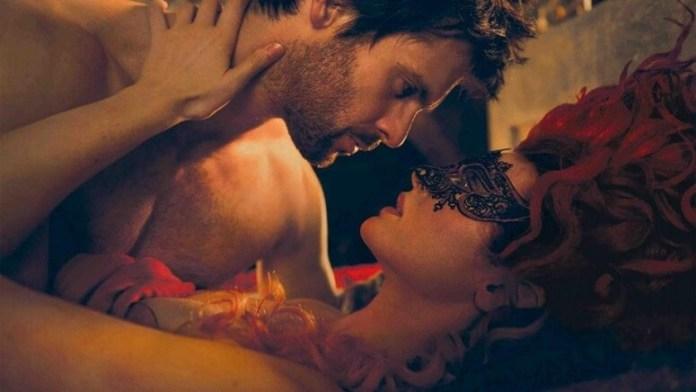 Leonardo dan Lucrecia, dalam Film Da Vincis Demons Part 2/Foto: YouTube