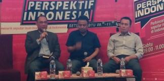Mantan Ketua Komisi Yudisial (KY) Suparman Marzuki. Foto Fadilah/Nusantaranews