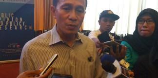 Mantan Ketua Komisi Yudisial, Suparman Marzuki. Fodilah/Nusantaranews