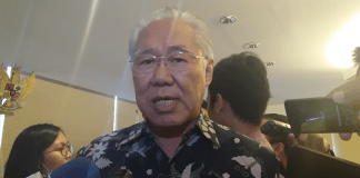 Menteri Perdagangan RI, Enggartiasto Lukita. Fadilah/Nusantaranews