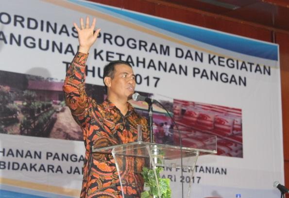 Menteri Pertanian Andi Amran Sulaiman. Foto Andika/Nusantaranews