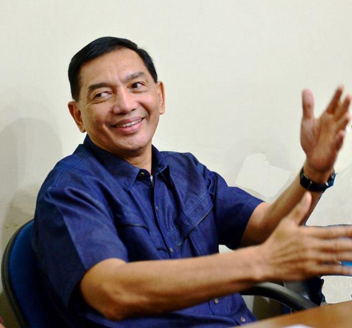 Letjen TNI (PURN) Sjafrie Sjamsoeddin (Foto: Dok. Pribadi/Nusantaranews)
