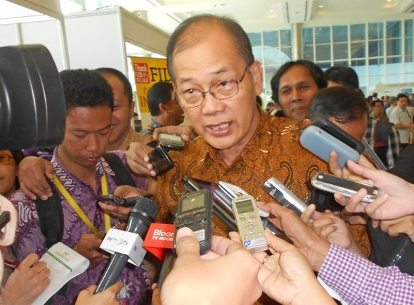 Sekretaris Jendral (Sekjen) Kementerian Pertanian (Kementan), Hari Priyono. Foto via berita2