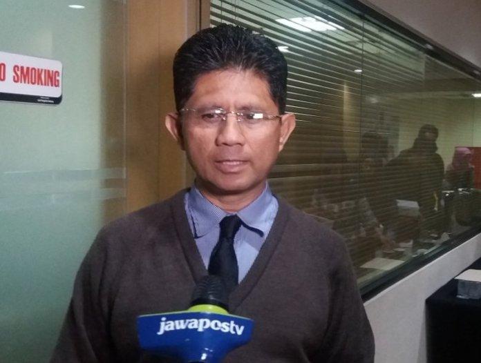 Wakil Ketua KPK, Laode M Syarif. Foto Fadilah/Nusantaranews
