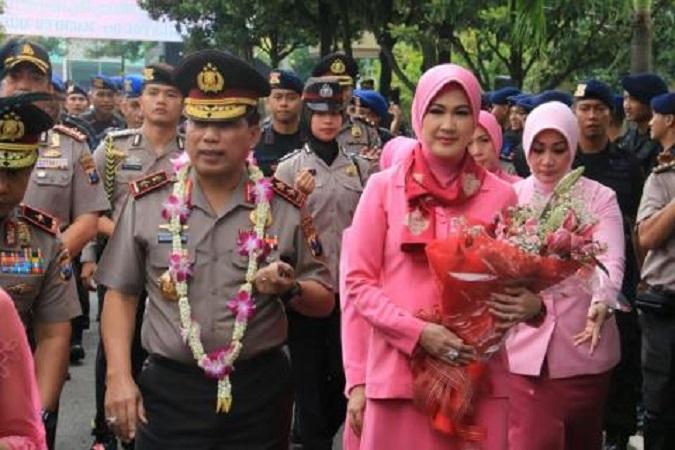 Kapolda Jatim, Irjen Pol Machfud Arifin/Foto: Three
