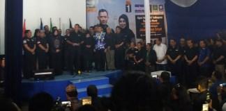 Cagub DKI, Agus-Sylvi Gelar Siaran Pers/Foto Fadilah/Nusantaranews