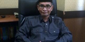 Salah satu petinggi DPW Partai Nasdem Jatim Muzamil Safi'i/Foto Tri Wahyudi