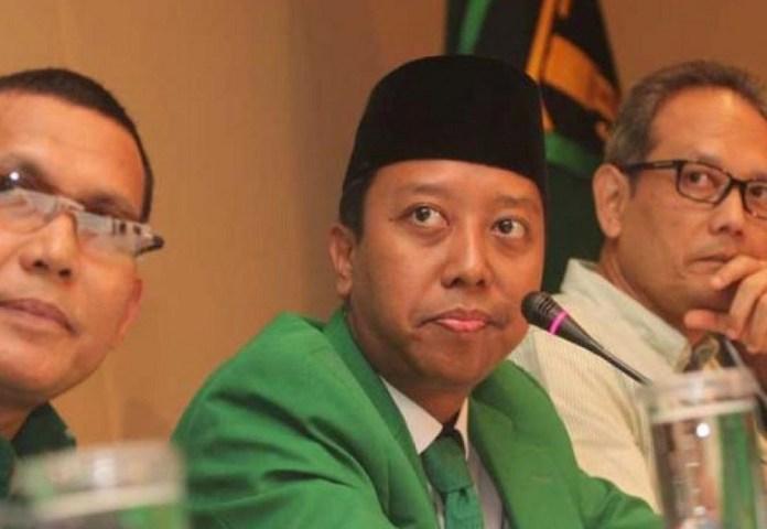 Ketua Umum PPP Wallpaper: Mengejutkan, Pengamat: Rencana PPP Kubu Romy Dukung Ahok