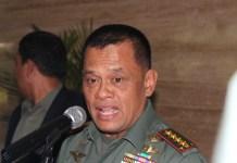 Panglima TNI Gatot Nurmantyo/Foto Andika/Nusantaranews
