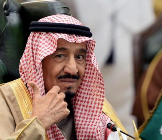 Raja Arab Saudi Salman al-Saud/Foto via republika/Nusantaranews