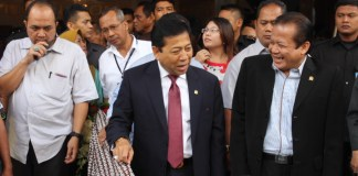 Setya Novanto/Foto Andika/Nusantaranews