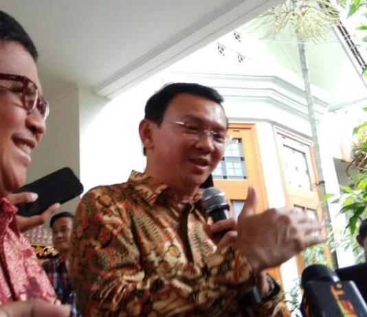Eks Gubernur DKI Jakarta, Basuki Tjahaja Purnama alias Ahok. Foto: Dok. NusantaraNews