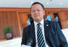 Wakil Ketua Umum Partai Gerindra, Edhy Prabowo/Foto: Dok. Tribunnews