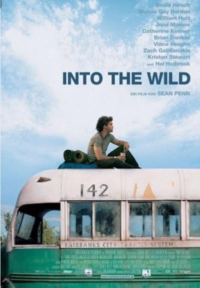 Into the Wild (2007). Cover Istimewa