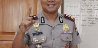 Kapolres Ponorogo, AKBP Suryo Sudarmadi/Foto Nurcholis/Nusantaranews