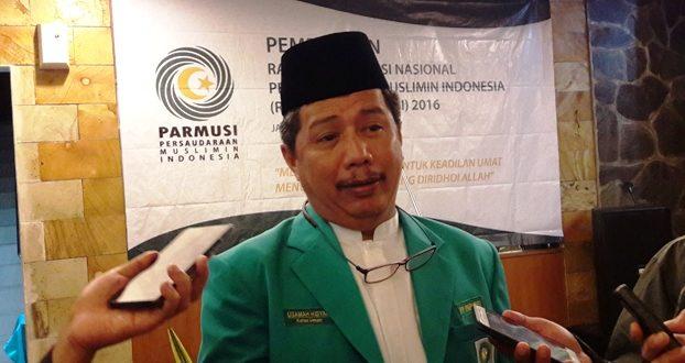 Ketum Parmusi Usamah Hisyam/Foto via suaramasjid/Nusantaranews
