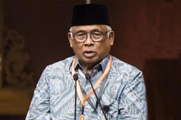 Mantan Ketua Komisi Pemberantasan Korupsi (KPK) Taufikurrahman Ruki. Foto Konfrontasi