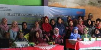 Pembinaan Pelatihan dan Produktivitas Balai Besar Peningkatan Produktivitas Di Bantul/Foto Dok. Pribadi/Nusantaranews