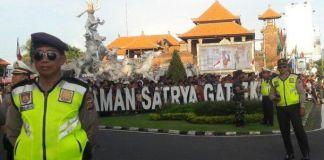 Penjagaan Dilakukan Dalam Kunjungan Raja Salman Ke Bali/Foto via Republika