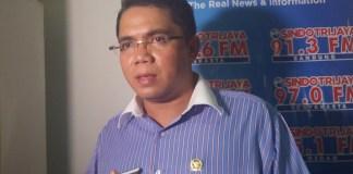 Politisi PDIP Arteria Dahlan. (Foto: Fadilah/Nusantaranews)
