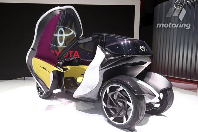Toyota i-TRIL Concept Car. Foto: Dok. Motoring.com.au