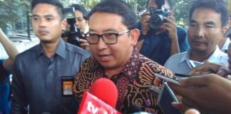 Wakil Ketua DPR RI, Fadli Zon. Foto Dok: Tribunnews