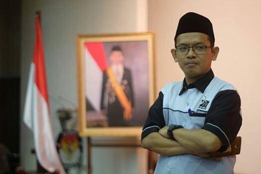 Koordinator Nasional Jaringan Pendidikan Pemilih untuk Rakyat (JPPR) Masykurudin Hafidz
