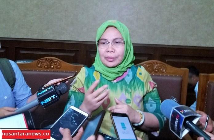 Jaksa Irene Putrie. Foto Restu Fadilah/ NUSANTARAnews