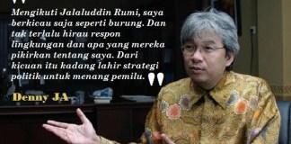 Dennya JA. Foto: Tempo/ Ilustrasi: Nusantaranews