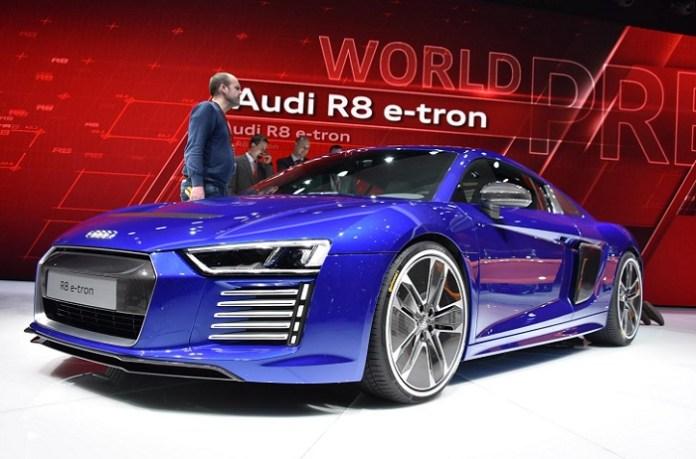 Audi dan Porsche Kompak Produksi Mobil Listrik. Foto: Inside EVs