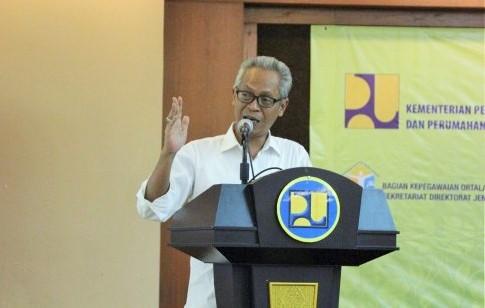 Direktur Jenderal Cipta Karya, Sri Hartoyo. Foto: Dok. Humas KemenPUPR