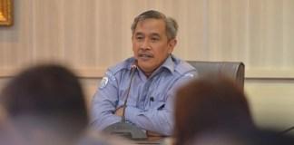 Direktur Jenderal Perikanan Tangkap dari Kementerian Kelautan dan Perikanan, Sjarief Widjaja. Foto: Humas KKP