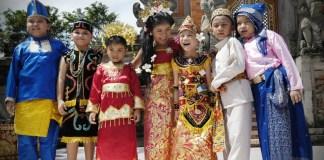 Ilustrasi Keberagaman Indonesia/Foto via materi4belajar.blogspot/Nusantaranews