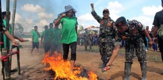 Kaderisasi GP Ansor dan Banser Lampung/Foto Dok Satkorwil Banser Lampung/Nusantaranews